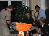 Private Party - Clarence Cal & Paul Goade Jam Session